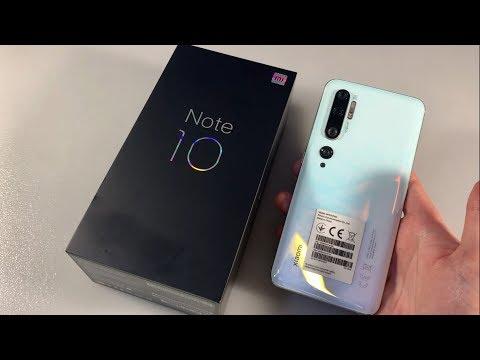 Обзор Xiaomi Mi Note 10 6/128GB