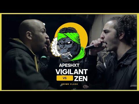 Vigilant vs Zen | Keeping It 140 Grime Clash