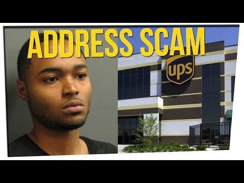 Man Diverted UPS Headquarters Mail to His Apartment ft. Tim