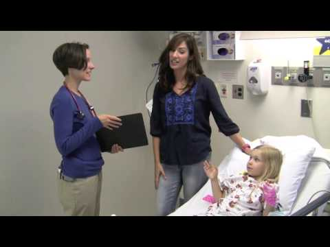 Pediatric Sedation - Akron Children's Hospital Video