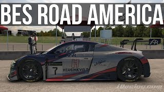 iRacing - BES 3 Hours of Road America  **  !giveaway TODAY! **