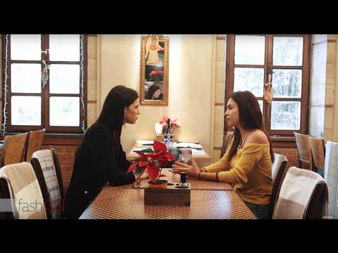 «FashiON» αλλαγή εμφάνισης για την Κατερίνα Κορνηλάκη