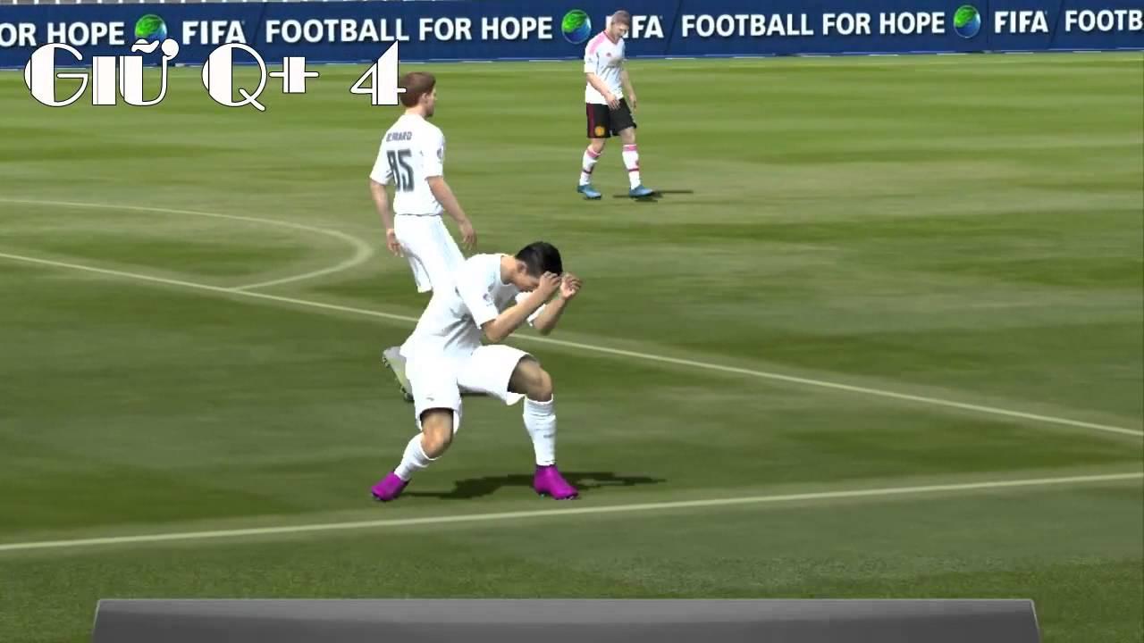 Các kiểu ăn mừng mới trong fifa online 3 sau bản roster update sắp tới -  YouTube