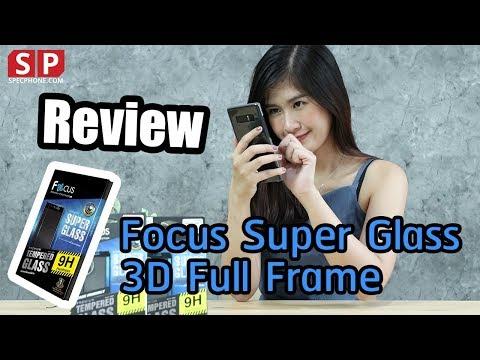 [Review] กระจก Focus Super Glass 3D Full Frame สำหรับ Samsung Galaxy Note 8 - วันที่ 27 Nov 2017