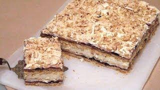 """Торт """"Пани Валевская"""". Многообразие вкусов. Несложный в приготовлении."""