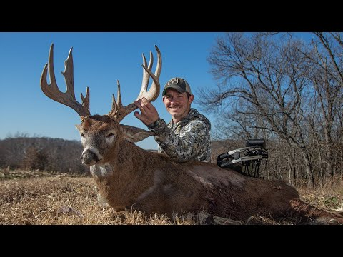 Bowhunting for a Giant Whitetail | Team Radical