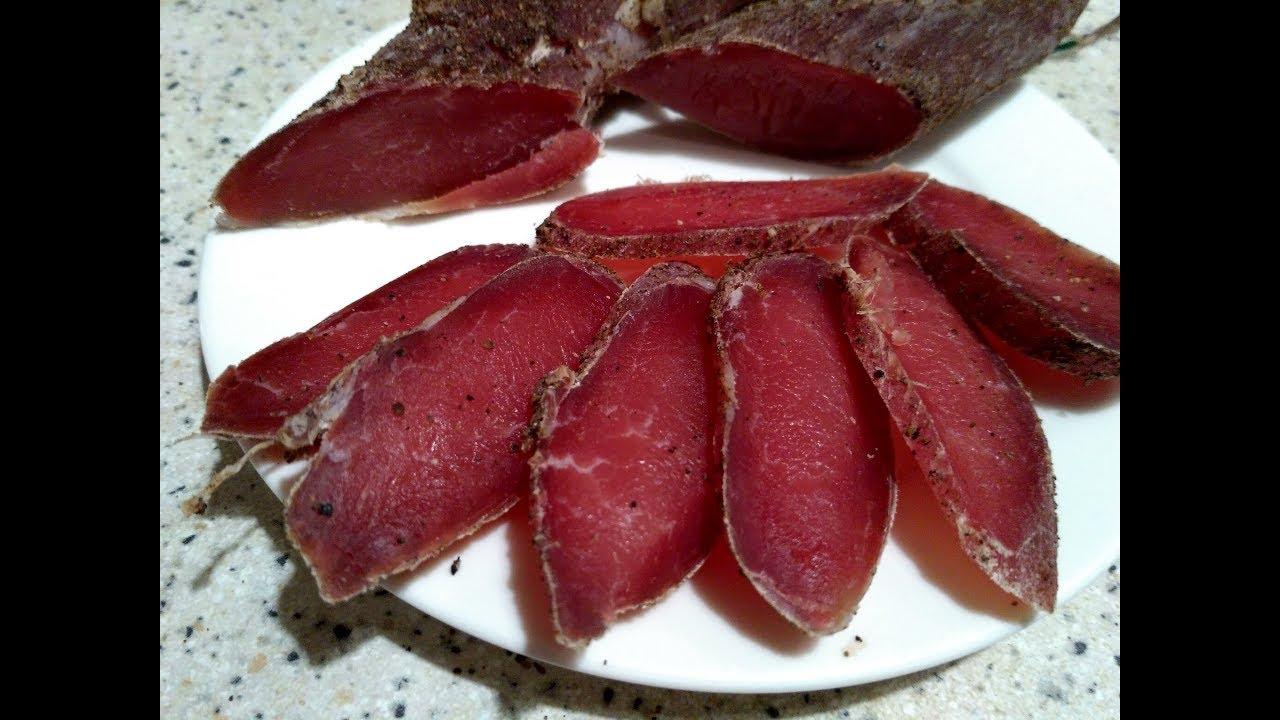 Сыровяленый балык из свиной вырезки. Мясной деликатес за 2 недели!