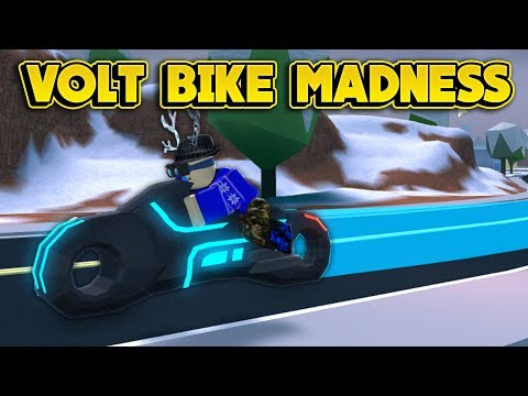 Roblox Jailbreak Volt Bike Or Army Helicopter