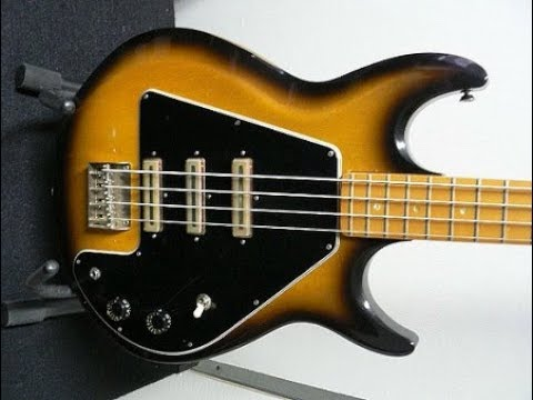 Project. Giving A Peavey Bass The Gibson G-3 Treatment By Scott Grove