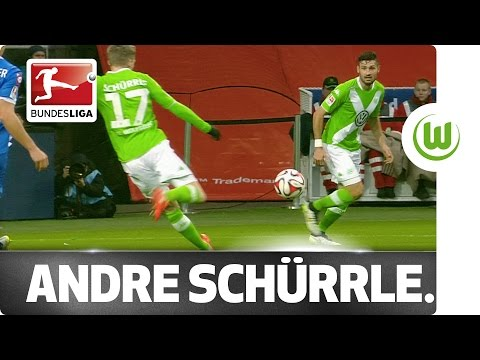 The Andre Schürrle Show