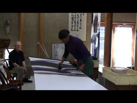 Living Artists of Japan: Spirit of the Textile - Dye Artist