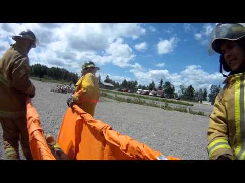 Cambrian Firefighter Training GoPro