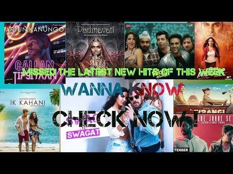MISSED THE LATEST BOLLYWOOD UPCOMING MOVIES HITS