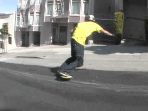 Bonzing Skateboards: Rad