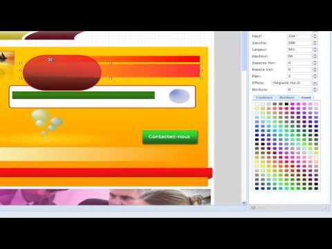 Nouvel éditeur de page web Wysiwyg PEPSITE V10 HTML5 - CSS3 - SVG - VML - SMIL - EXTJS - SENCHA