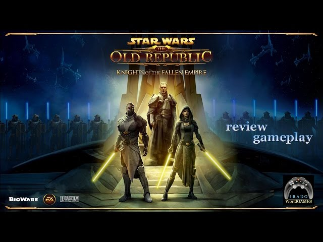 STARWARS Knight of the Fallen Empire Vale a pena ainda? REVIEW?