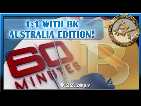 🌏 AUSTRALIA BITCOIN 2017 🌏 Free Bitcoin World News Crypto Tr