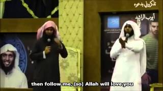 Loving the Prophet (Peace be upon him) by Mansur As Salami (English Subs)