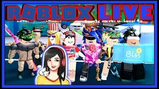 Roblox Live Stream jogos listados-Toy Code Giveaway-(Facecam off) GameDay sábado 137-AM