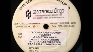 Alexi Delano - Round And Round (Charles Webster Mix)