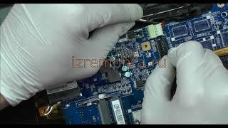 видео Ремонт ноутбуков в Москве