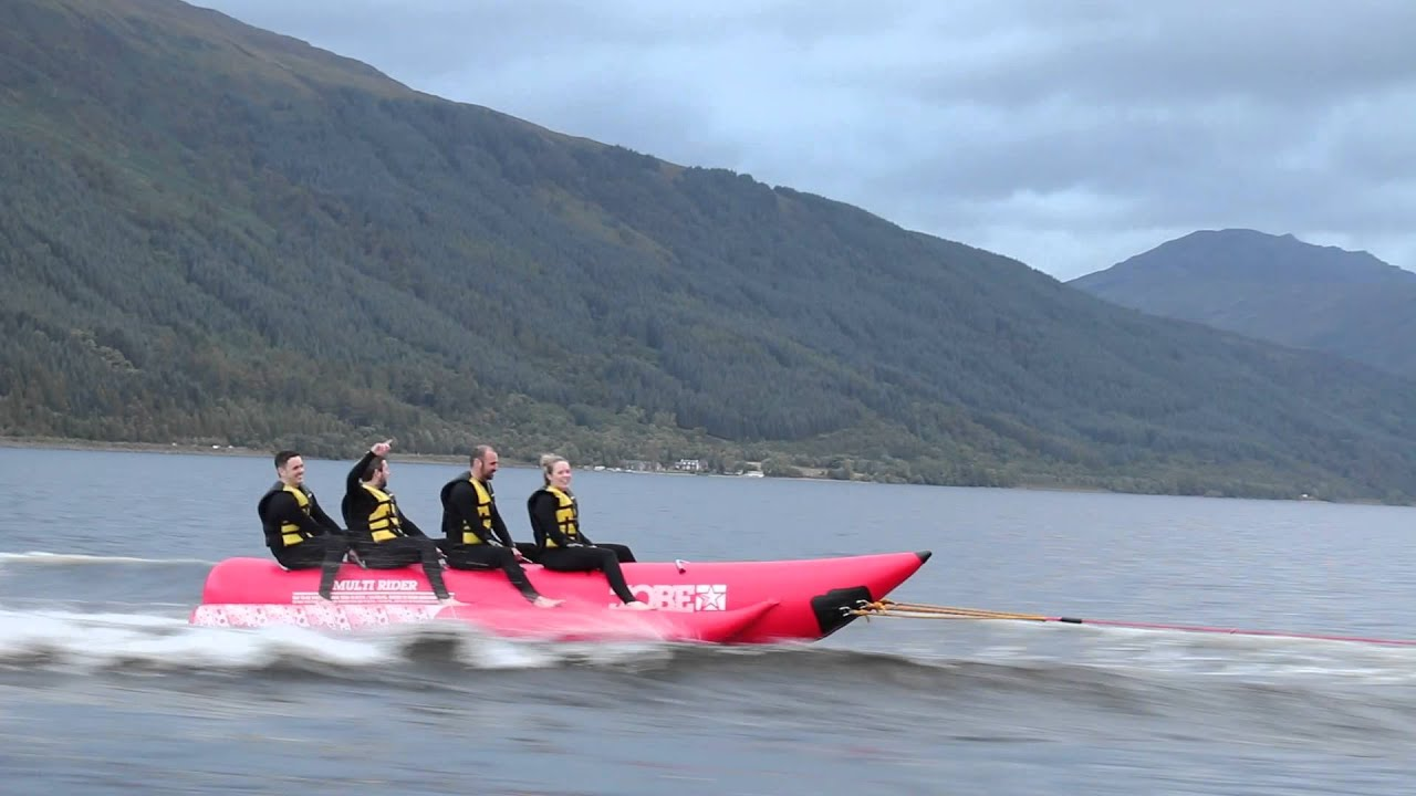 Banana Boat - Loch Lomond Leisure
