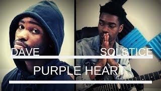 Dave - Purple Heart (Guitar Cover w/Solo)   Solstice