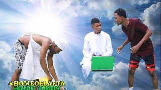 VISIT TO EDO (Homeoflafta comedy)