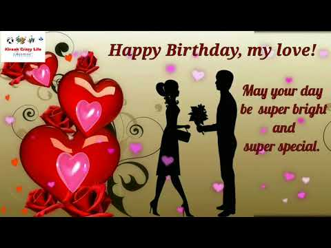 Happy birthday my love images in spanish