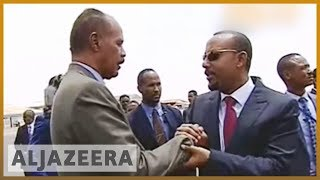 🇪🇹 🇪🇷 Ethiopia-Eritrea peace: Leaders sign end to 'state of war' | Al Jazeera English thumbnail
