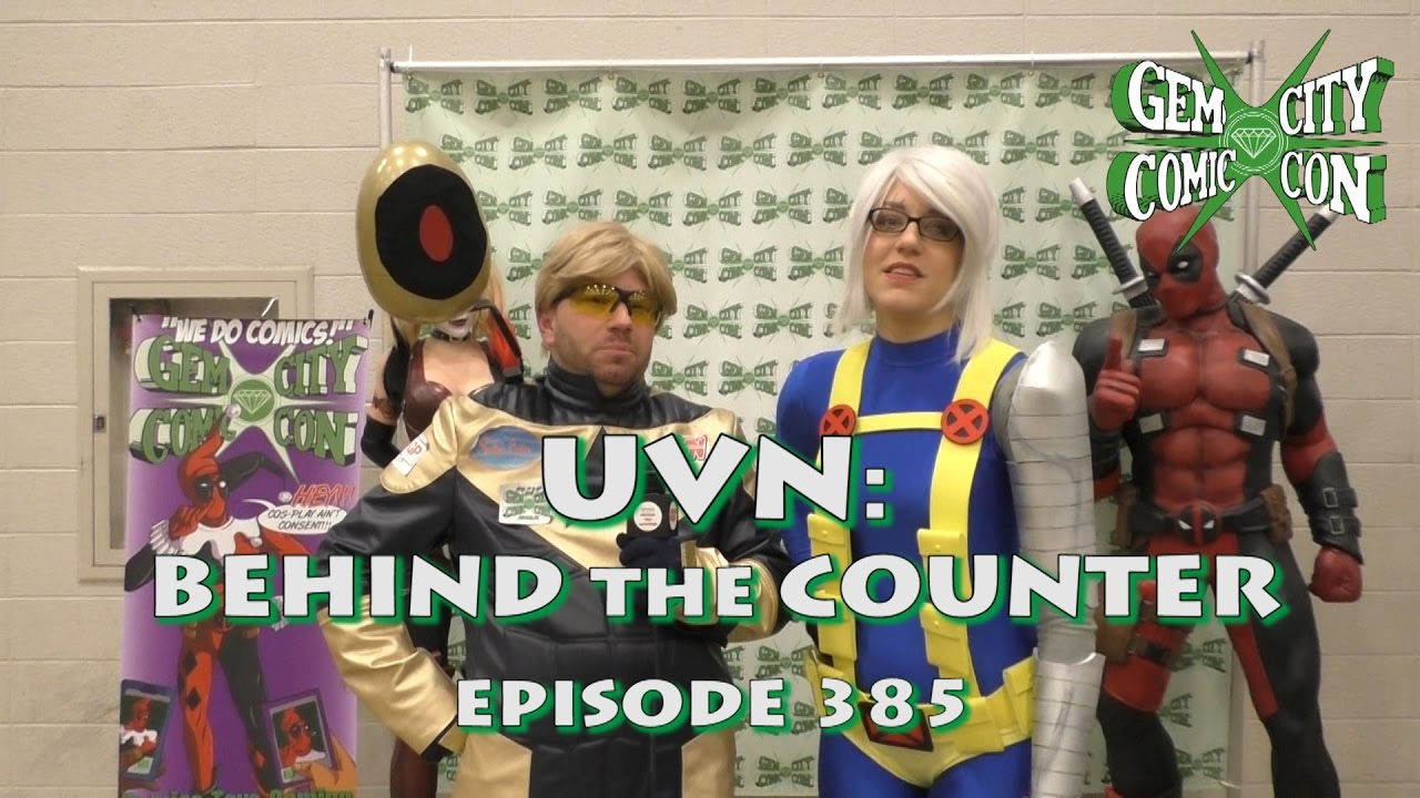 UVN: Behind the Counter 385