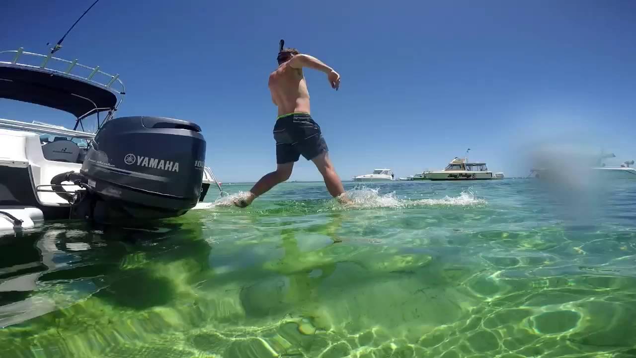 Garden Island Snorkeling Youtube