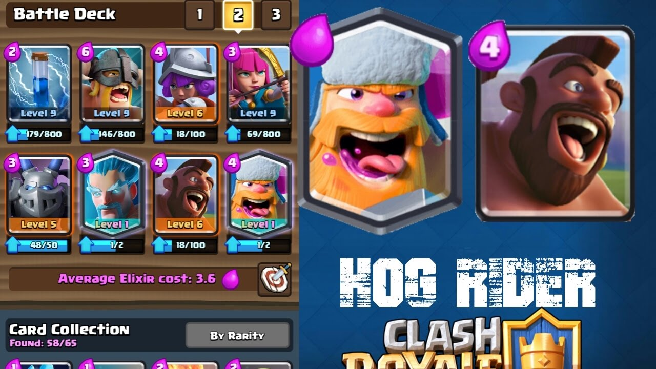 Clash Royale Mirror Lumberjack Deck And Strategy So Much Damage