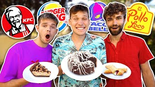 Who Makes The BEST Fast Food Dessert 🍰
