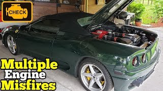 my-salvage-auction-ferrari-s-engine-is-a-misfiring-mess-i-feel-like-giving-up-on-it