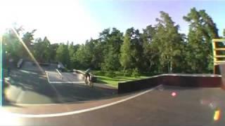 Edvin's new skatepark quickie