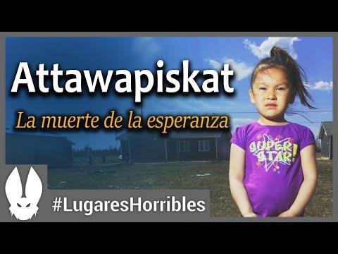 Los Lugares Más Horribles del Mundo: Attawapiskat. VIDEO MONETIZACION DENEGADA