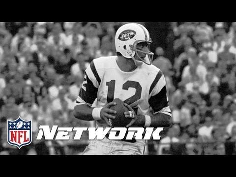 Joe Namath's Super Bowl III Guarantee: Legends of the Super Bowl | NFL NOW
