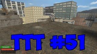 [Garry's Mod] TTT #51 : Grenade + Rac = fou rire !