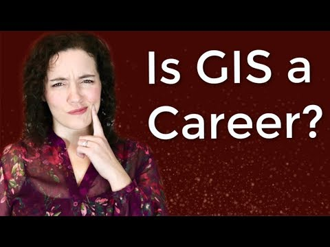 Geographic Information System as a Career