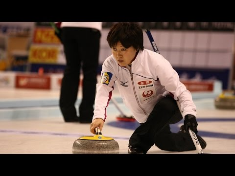 CURLING: JPN-KOR Pacific-Asia Curling Chps 2014 - Women