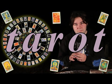 Understanding The Tarot Through Jung And Crowley