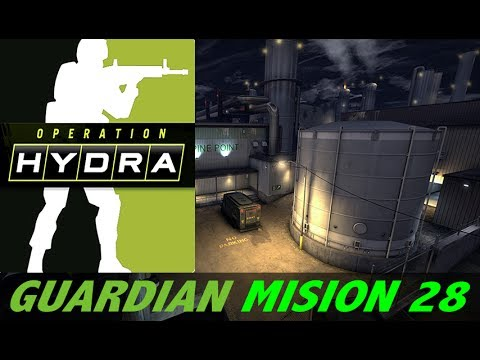 CS:GO - Operation Hydra - Guardian Mission #28: Desperate Times