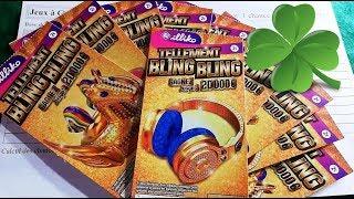 Nouveauté FDJ: Jeux à gratter TELLEMENT BLING BLING - Le nouveau jeu de Grattage.