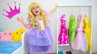Alex y Gaby - historias de princesas para niños