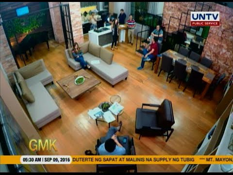 UNTV: Good Morning Kuya (September 9, 2016)