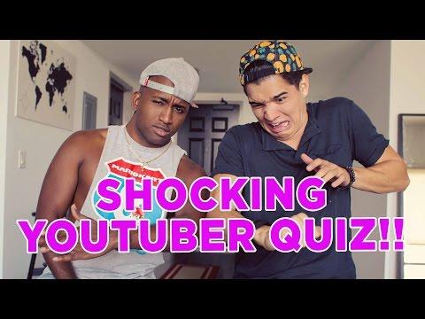 SHOCKING YOUTUBER QUIZ!! ft SWOOZIE