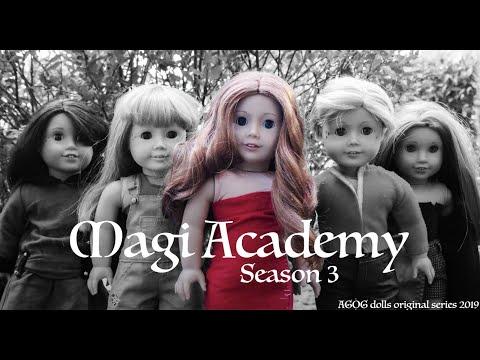 Magi Academy Episode 5 Season 3