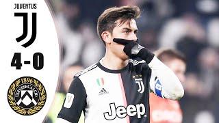 Juventus vs Udinese 4-0 Highlights & All Goals 2020