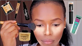 Step-by-Step Beginner Makeup Tutorial | Makeup for black women
